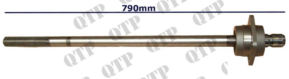 PTO Shaft Complete TEF 20 1 3/8